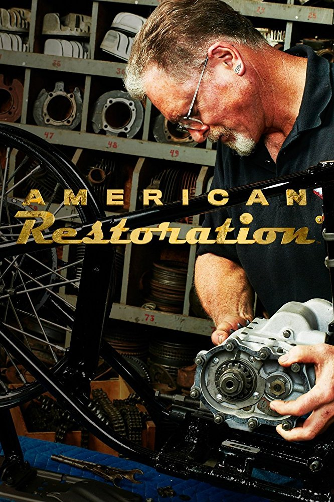Watch Movie American Restoration - Season 3