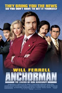 Watch Movie Anchorman: The Legend Of Ron Burgundy