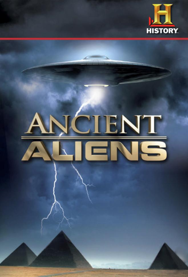 Watch Movie Ancient Aliens - Season 3