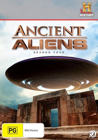 Watch Movie Ancient Aliens - Season 4