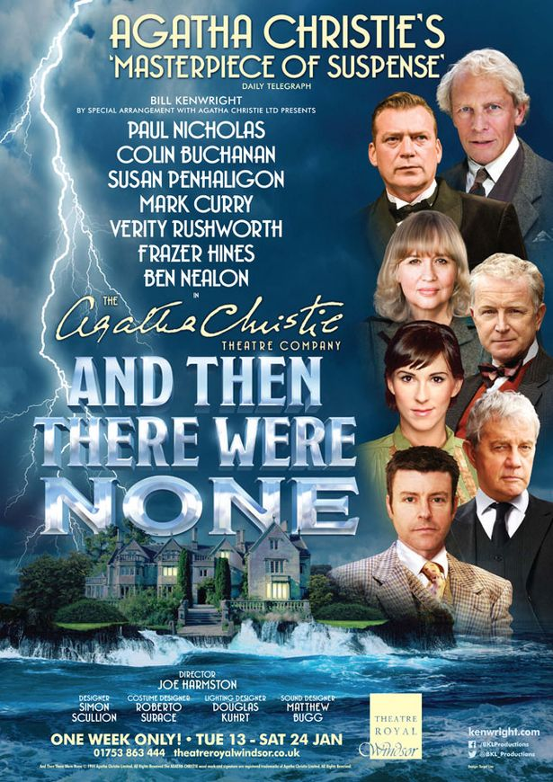 Watch Movie And Then There Were None - Season 1