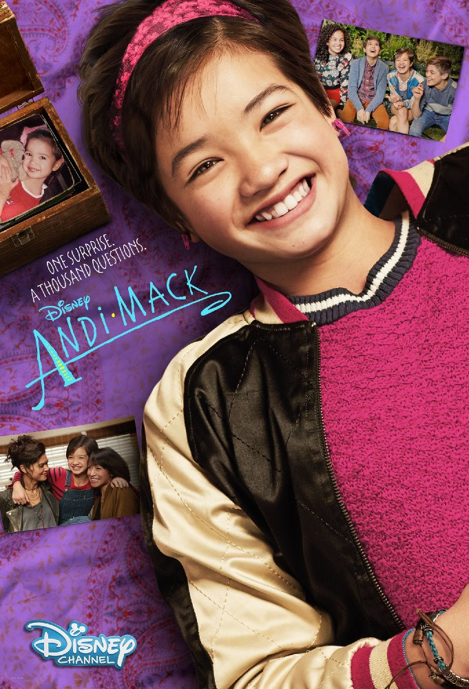 Watch Movie Andi Mack - Season 1