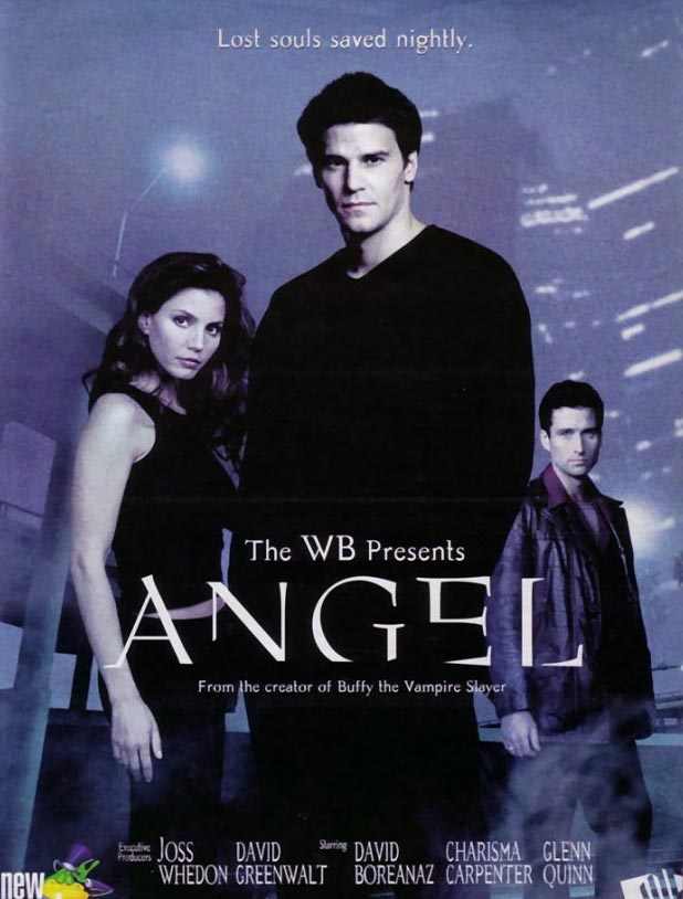 Watch Movie Angel - Season 4
