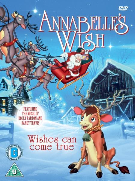Watch Movie Annabelle's Wish