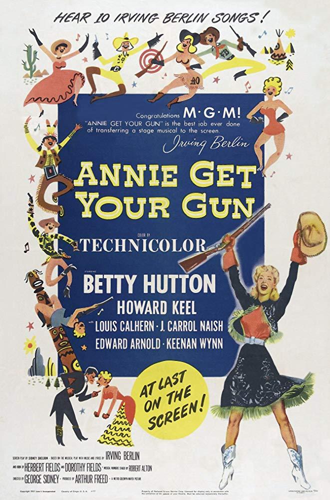 Watch Movie  Annie Get Your Gun