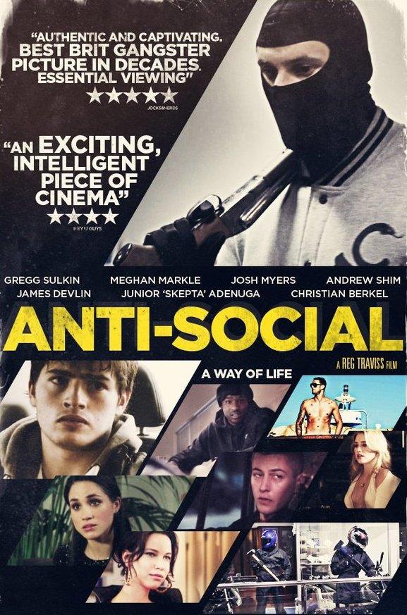 Watch Movie Anti-Social