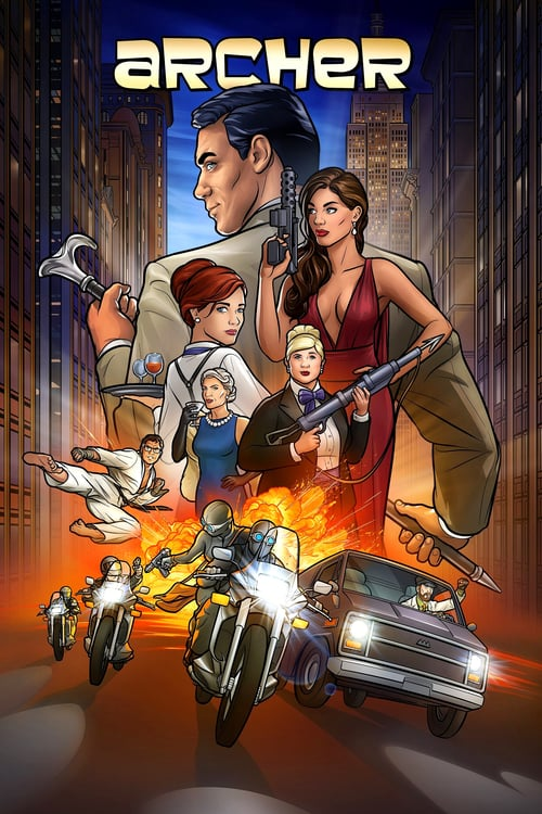 Watch Movie Archer - Season 11