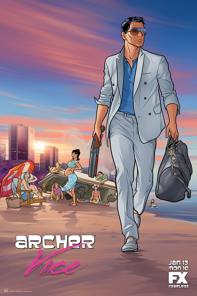 Watch Movie Archer - Season 5