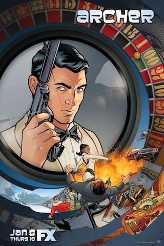 Watch Movie Archer - Season 6