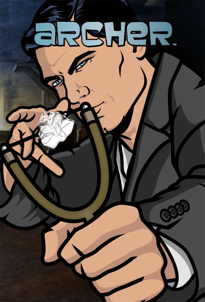 Watch Movie Archer - Season 7