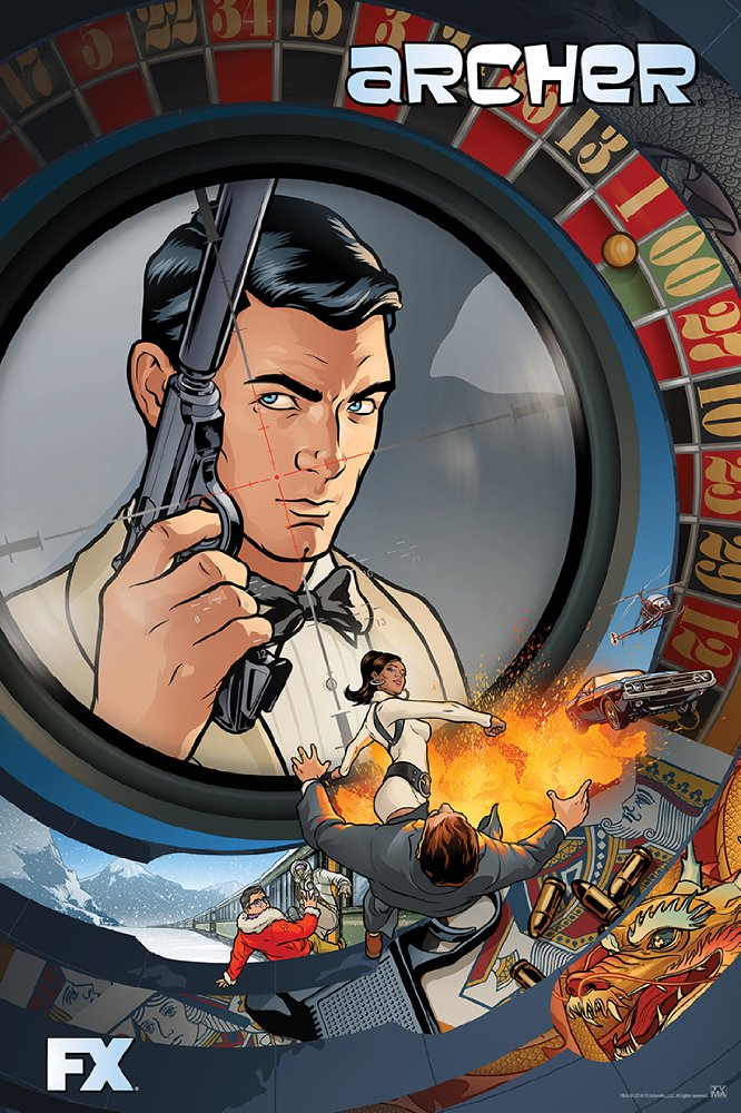 Watch Movie Archer - Season 8