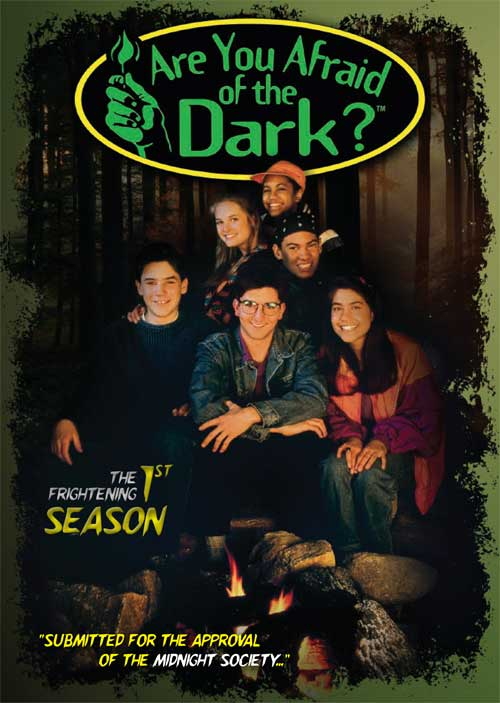 Watch Movie Are You Afraid of the Dark - Season 6