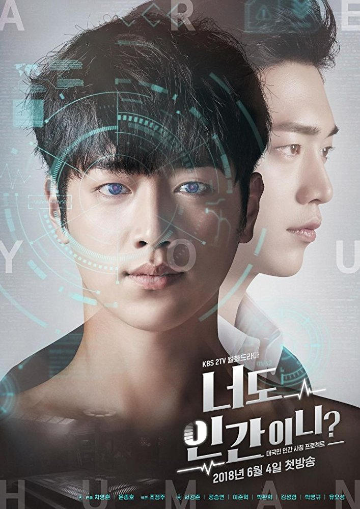 Watch Movie Are You Human Too?