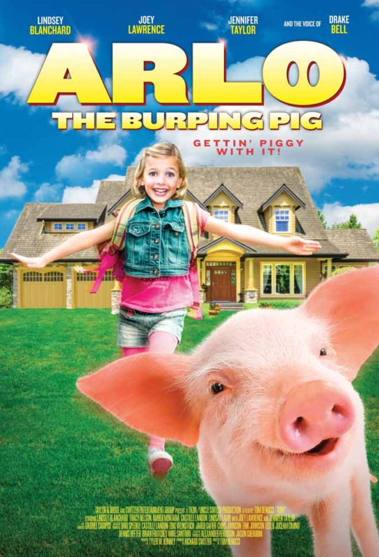 Watch Movie Arlo: The Burping Pig