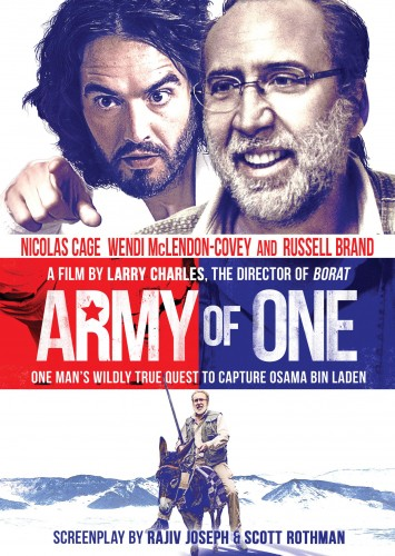 Watch Movie Army of One