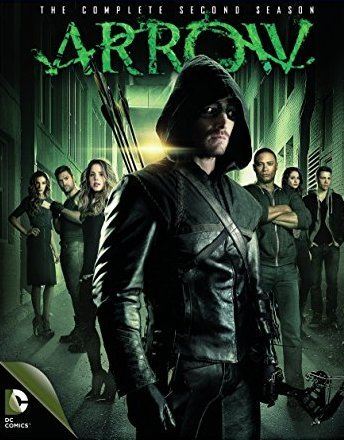 Watch Movie Arrow - Season 2