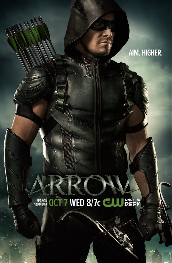 Watch Movie Arrow - Season 4