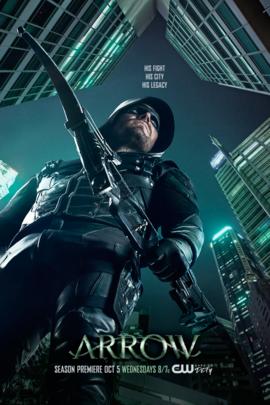 Watch Movie Arrow - Season 5