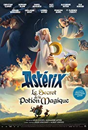 Watch Movie Asterix: The Secret of the Magic Potion