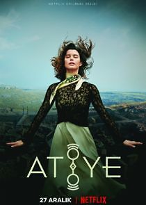 Watch Movie Atiye (2019)- Season 3