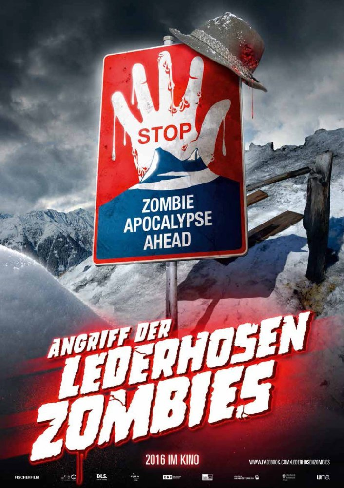 Watch Movie Attack of the Lederhosen Zombies