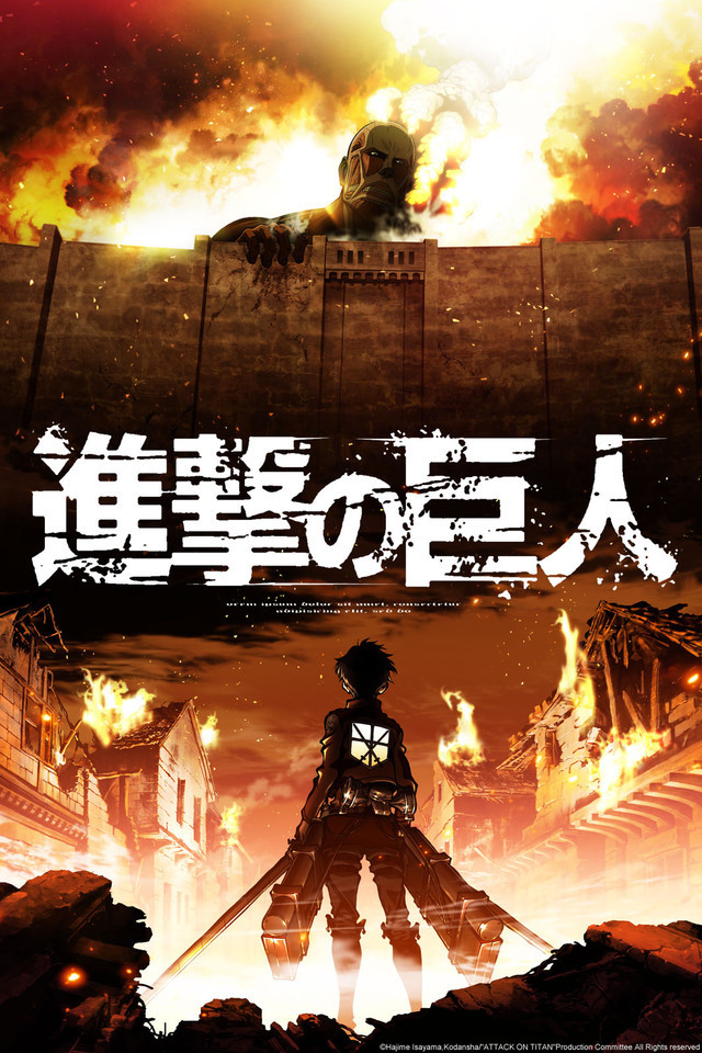 Watch Movie Attack on Titan - Season 2