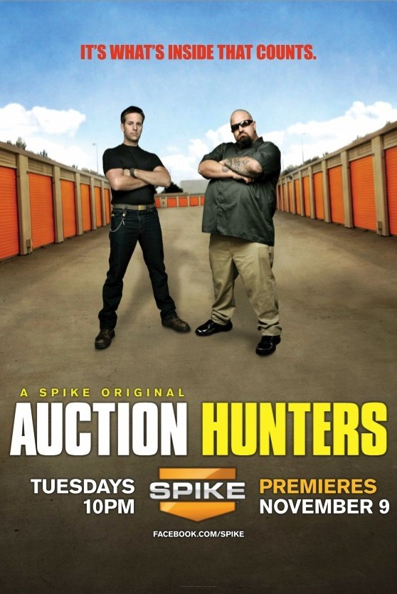 Watch Movie Auction Hunters - Season 3