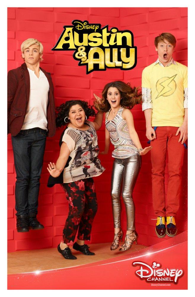 Watch Movie Austin and Ally - Season 3
