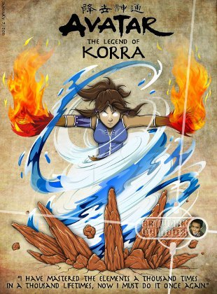 Watch Movie Avatar: The Legend of Korra - Book 3: Change