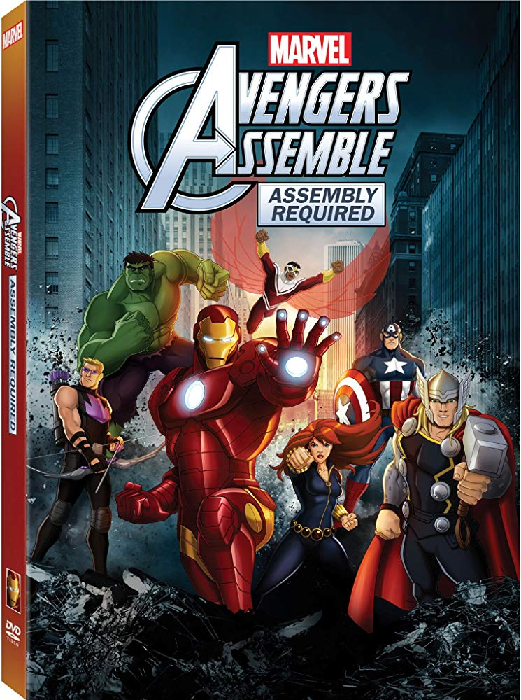 Watch Movie Avengers Assemble - Season 1