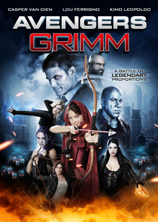 Watch Movie Avengers Grimm