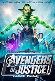 Watch Movie Avengers of Justice: Farce Wars