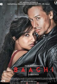 Watch Movie Baaghi