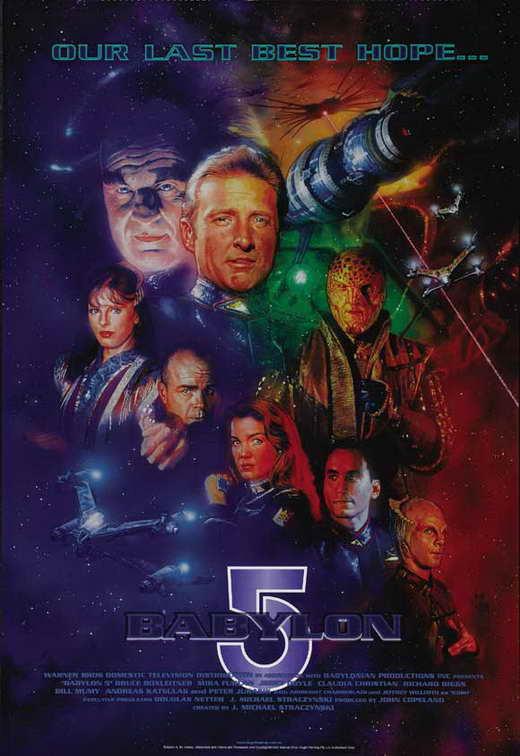 Watch Movie Babylon 5 - Season 3