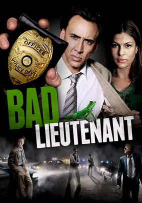 Watch Movie Bad Lieutenant: Port of Call New Orleans