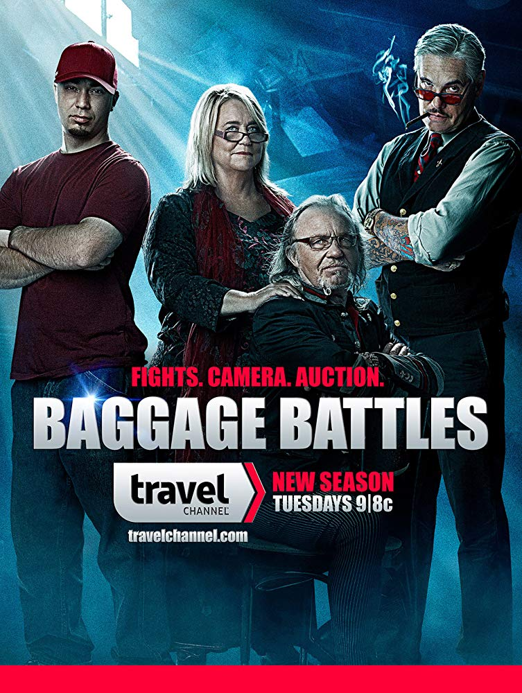 Watch Movie Baggage Battles - Season 4