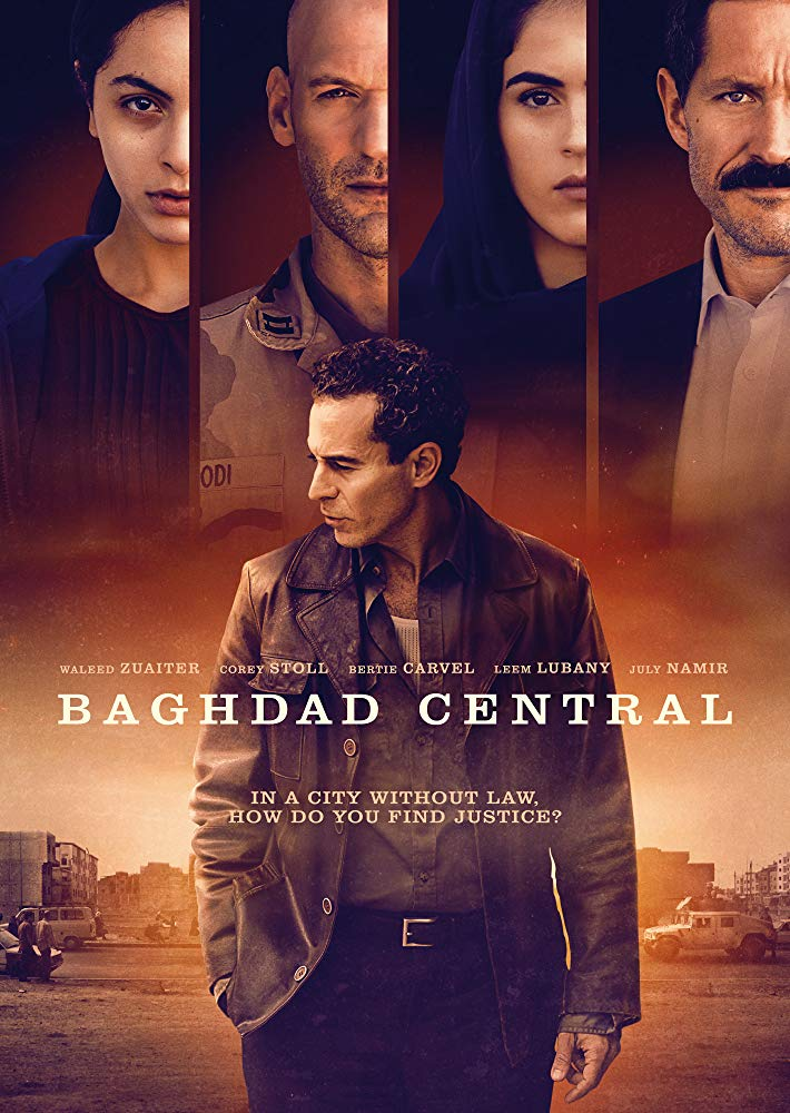 Watch Movie Baghdad Central - Season 1