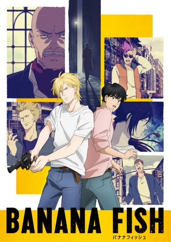 Watch Movie Banana Fish - Season 1