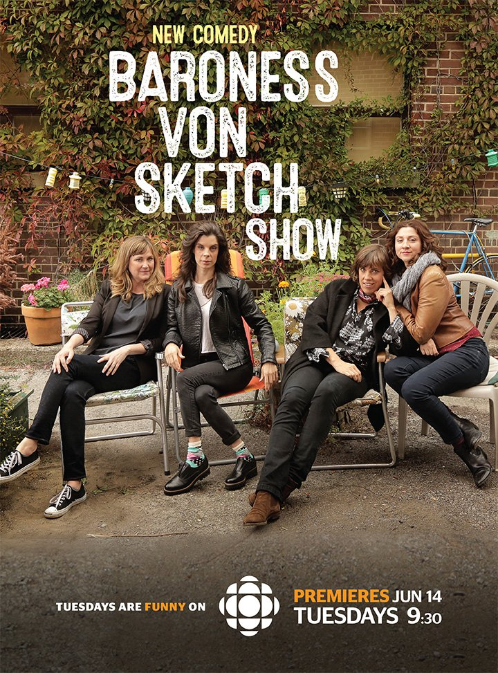 Watch Movie Baroness von Sketch Show - Season 4