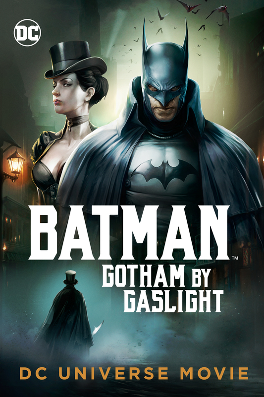 Watch Movie Batman: Gotham by Gaslight
