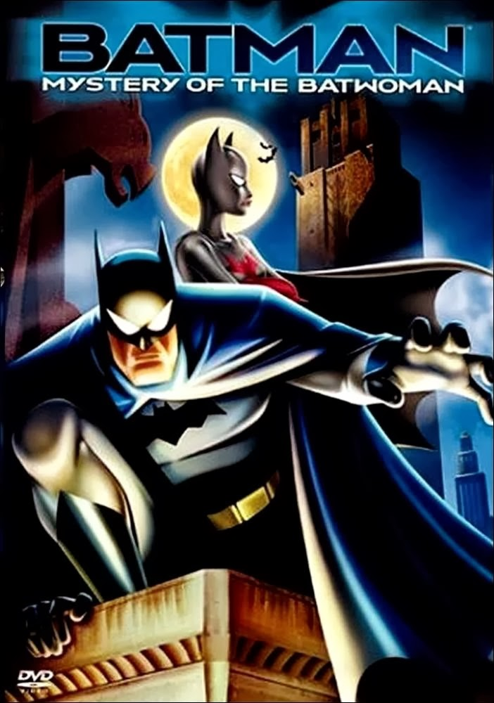 Watch Movie Batman: Mystery of the Batwoman