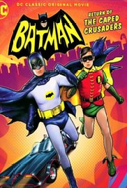 Watch Movie Batman: Return of the Caped Crusaders