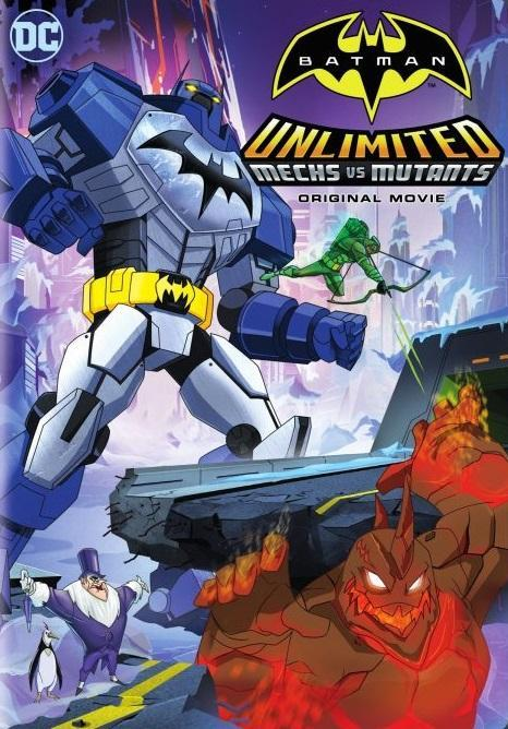 Watch Movie Batman Unlimited: Mech vs. Mutants