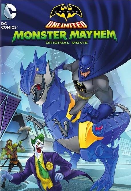 Watch Movie Batman Unlimited: Monster Mayhem