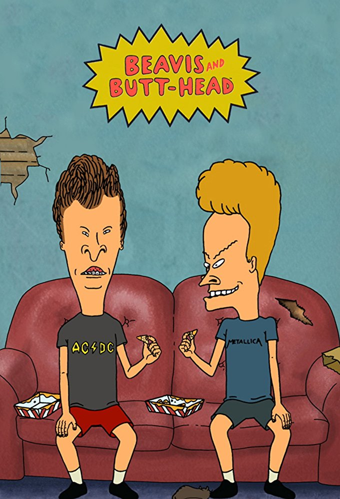 Watch Movie Beavis and Butt-Head - Season 4
