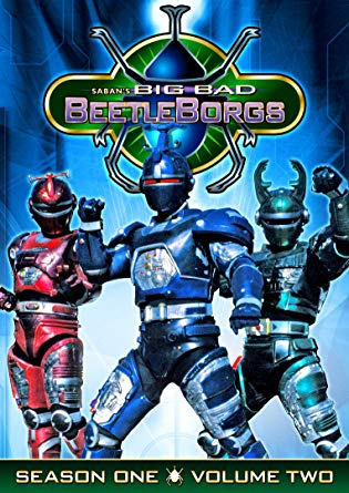 Watch Movie BeetleBorgs - Season 1