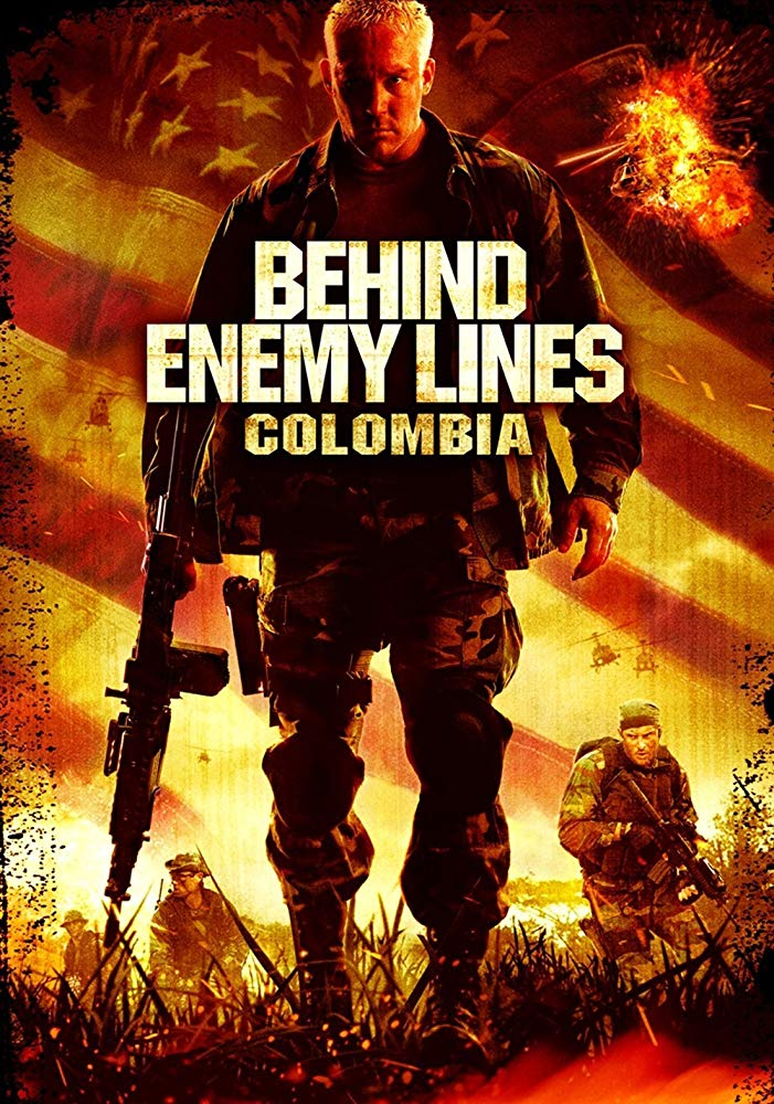 Watch Movie Behind Enemy Lines: Colombia
