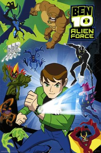 Watch Movie Ben 10 Alien Force - Season 1