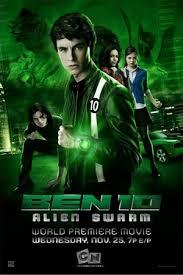 Watch Movie Ben 10: Alien Swarm