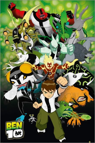 Watch Movie Ben 10 Omniverse - Season 7